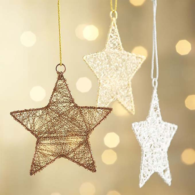 Whiskey & Lace Blog - Ornaments I'm Obsessing Over