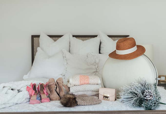 Whiskey & Lace Blog - Packing for The Farmhouse Inn