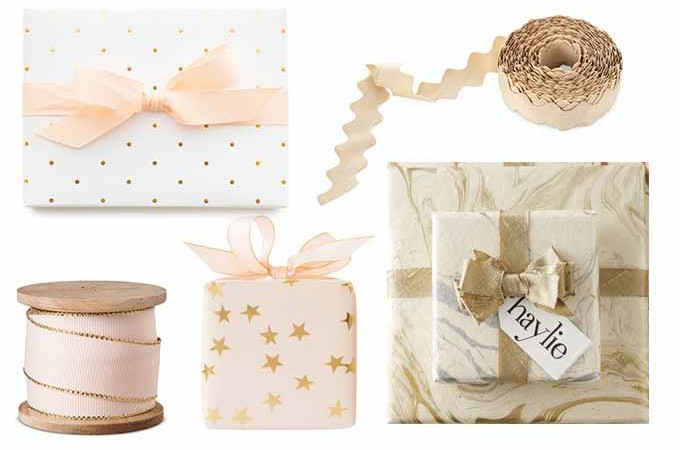 Monday Must Haves: Holiday Wrapping Paper I'm Loving