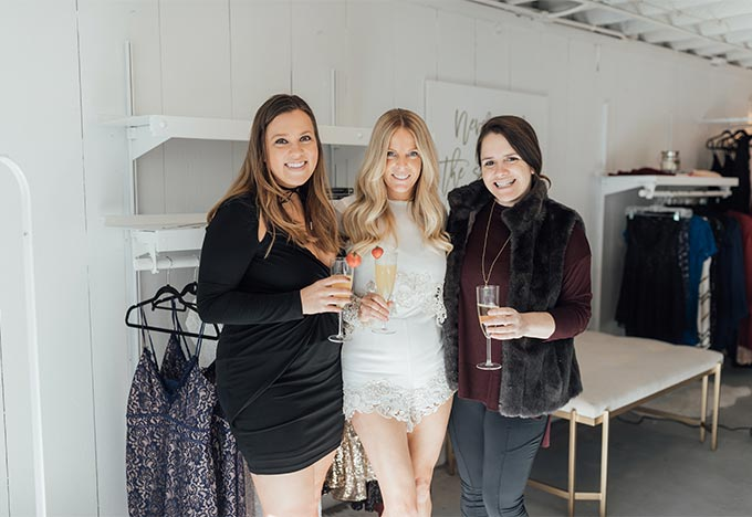 Whiskey & Lace Blog - The Stylist LA SF Event
