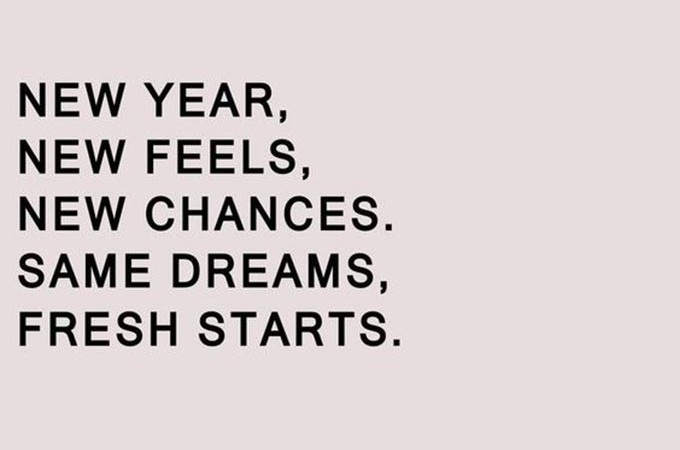 Monday Must-Haves: New Years Quotes I Love