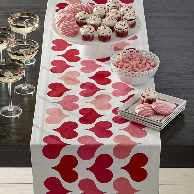 Valentine's Day Home Décor