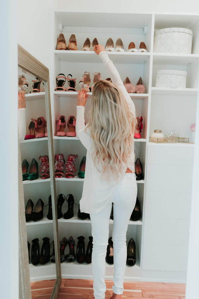 Dream Closets With California Closets Whiskey And Lace