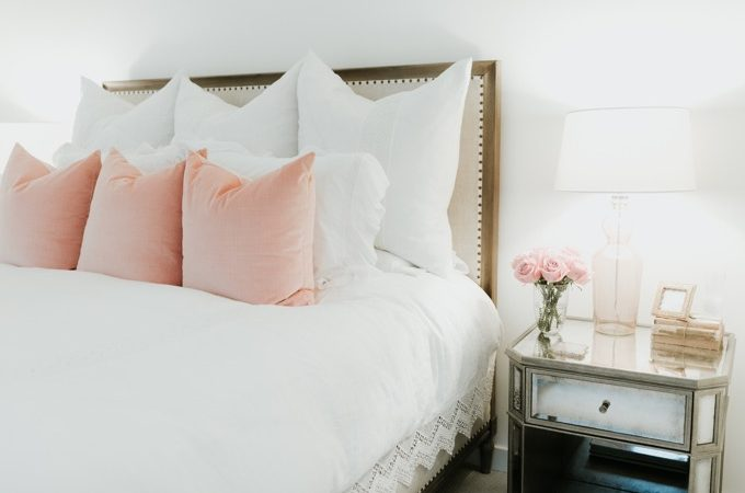 Breakfast in Bed with Shabby Chic
