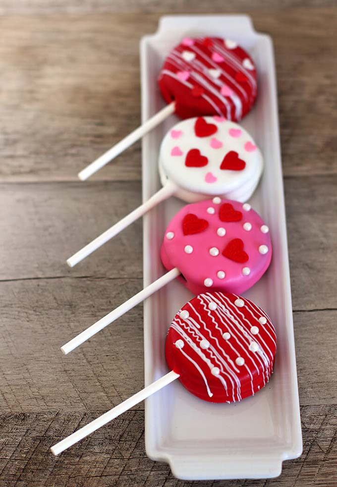 Whiskey & Lace Blog - Valentine's Day Sweet Treats