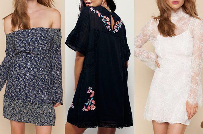 Flirty, Feminine, Perfect-for-Spring Dresses