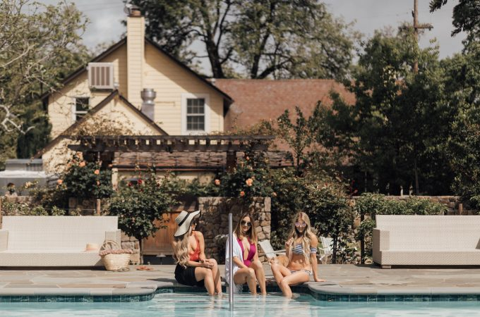 Girls Getaway to Farmhouse Inn
