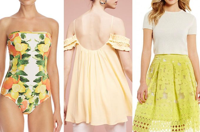 Monday Must-Haves: Not-So-Mellow Yellow
