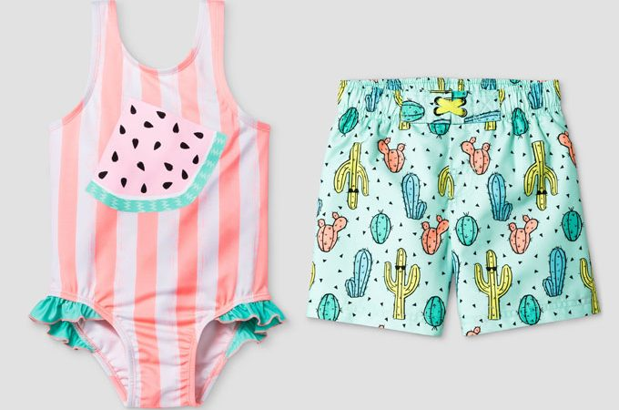 Monday Must Haves: Sun-Ready Swimwear for your Littles