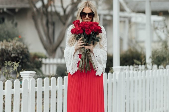 Valentine's Day Outfits from the Santa Rosa Plaza