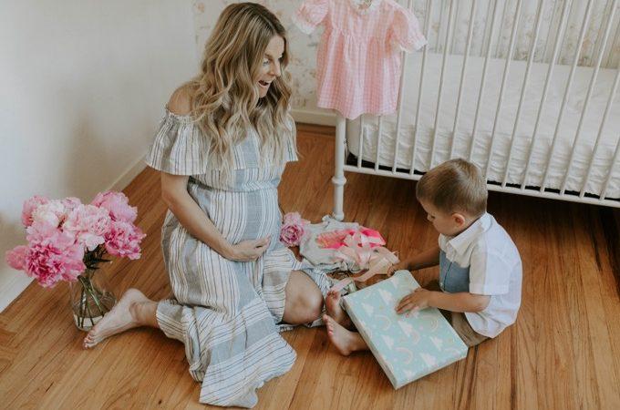 Baby Gifting at The Santa Rosa Plaza