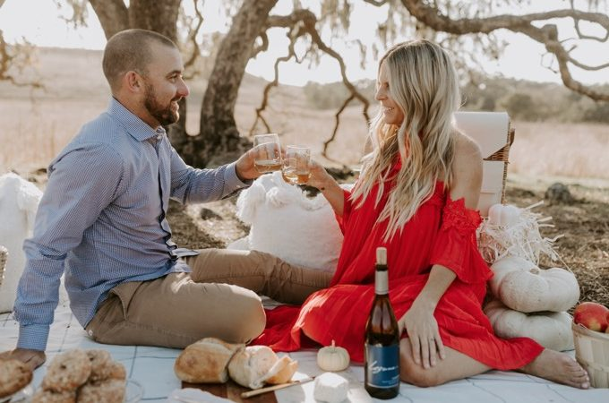 Fall Picnic with Laguna Ranch Chardonnay