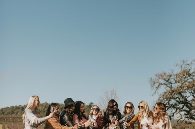 Blogger Getaway in Wine Country