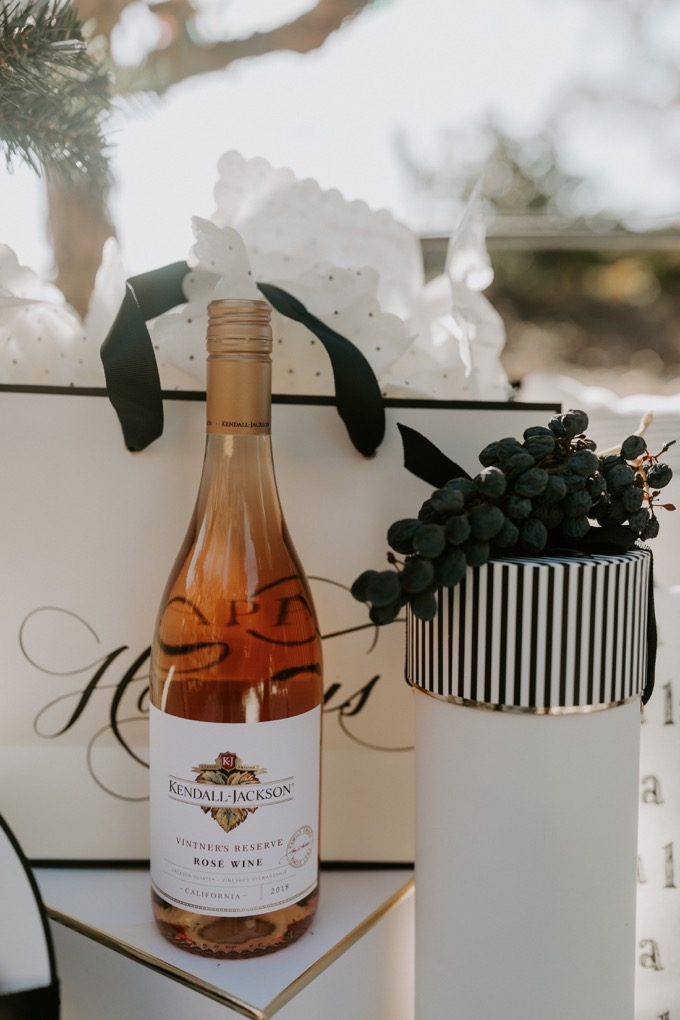 Top 6 Best Wines to Gift this Holiday Season featured by top US lifestyle blog, Whiskey and Lace: Kendall Jackson Reserve Rose